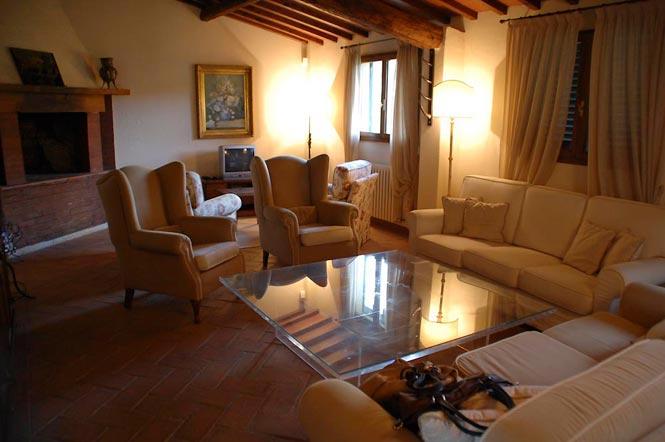 Tuscany Rural Cozy House