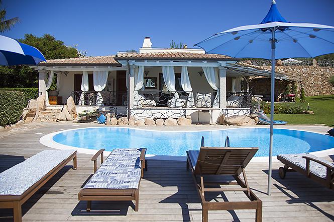 Beach Villa Capo Coda