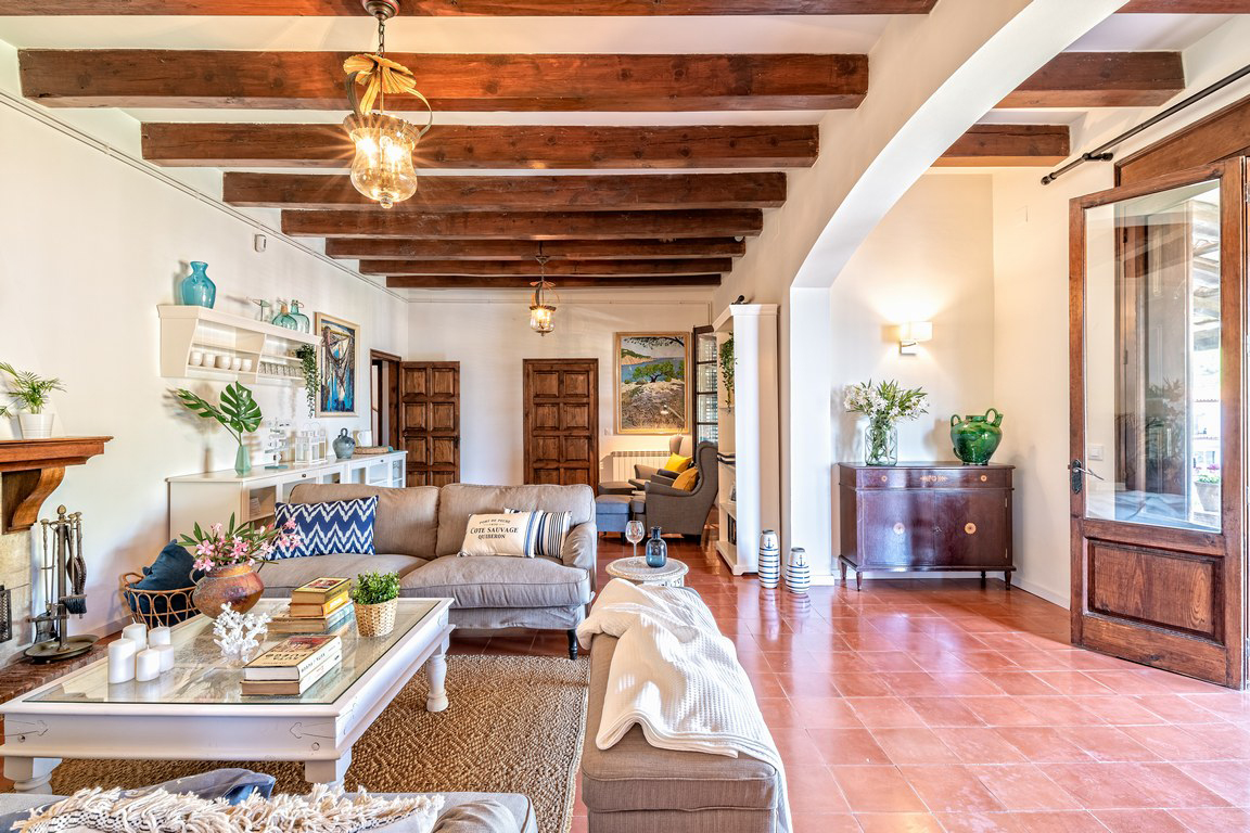 Tamariu Beach Villa