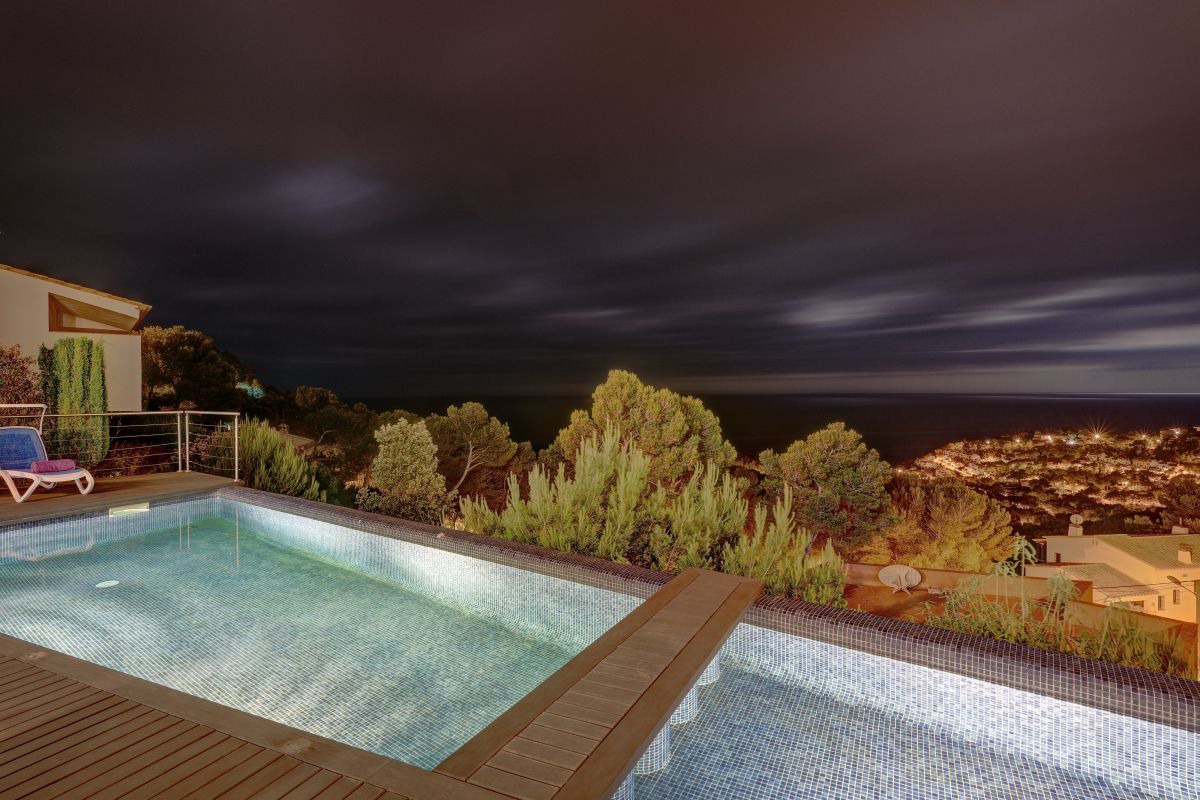 Tamariu Villa With Pool