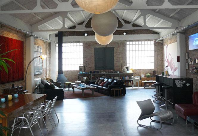 Design Contemporary Loft