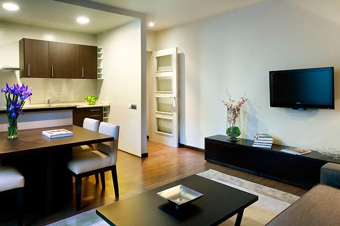 Chic Terrace Apartment