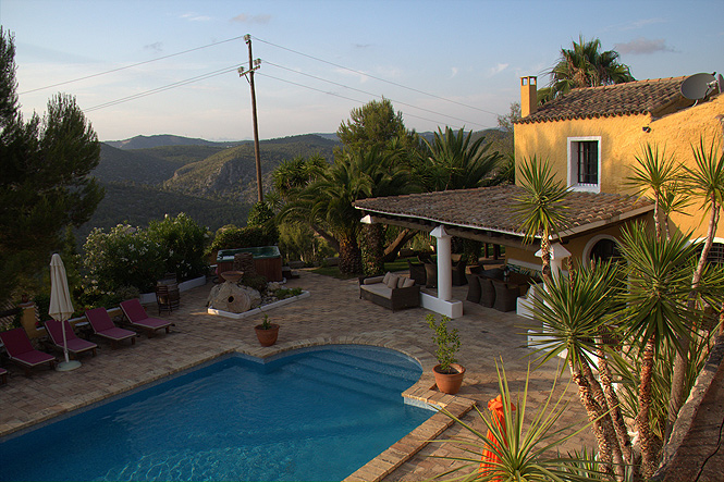 Spectacular Sitges Country House