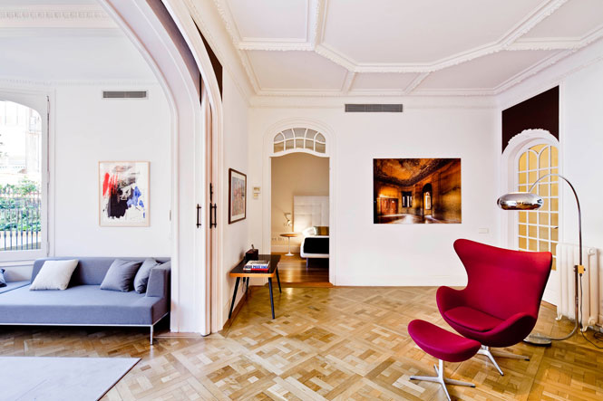 Design Terrace Paseo de Gracia