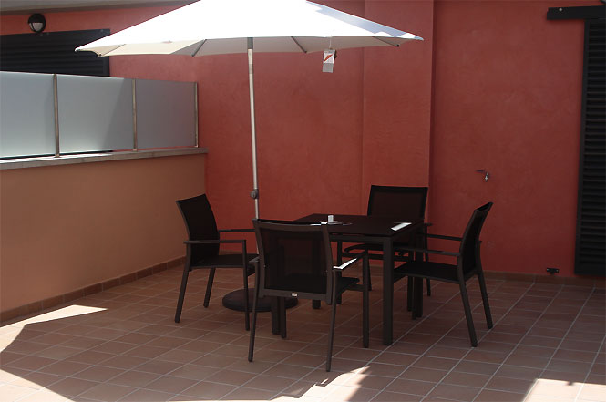 Deluxe Residence Terrace Duplex