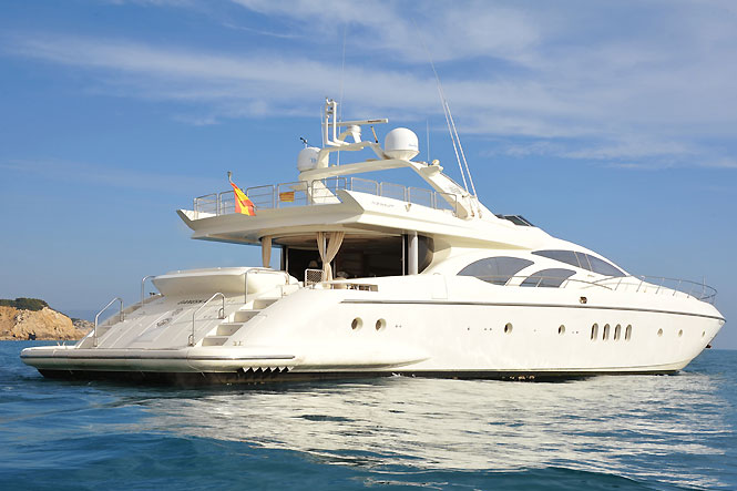 Great Delux Yacht Sitges - Sitges