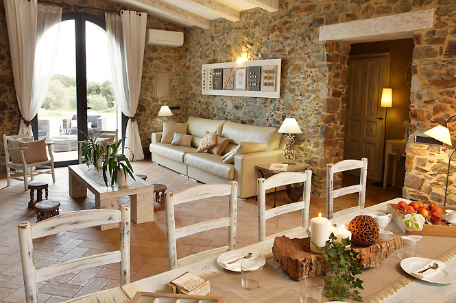 Spa Rustic Stylish Villa