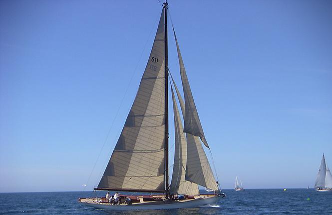 Costa Brava Luxury Sailboat