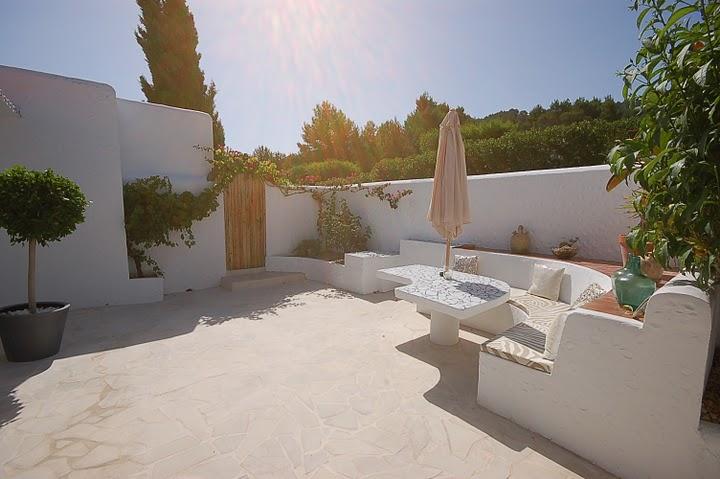 Luxury White House Ibiza